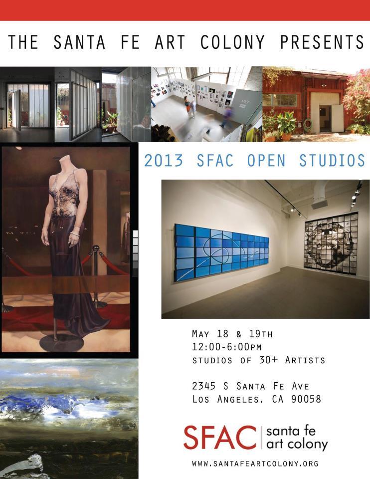 Cartwheel Art Open Studios At Santa Fe Art Colony